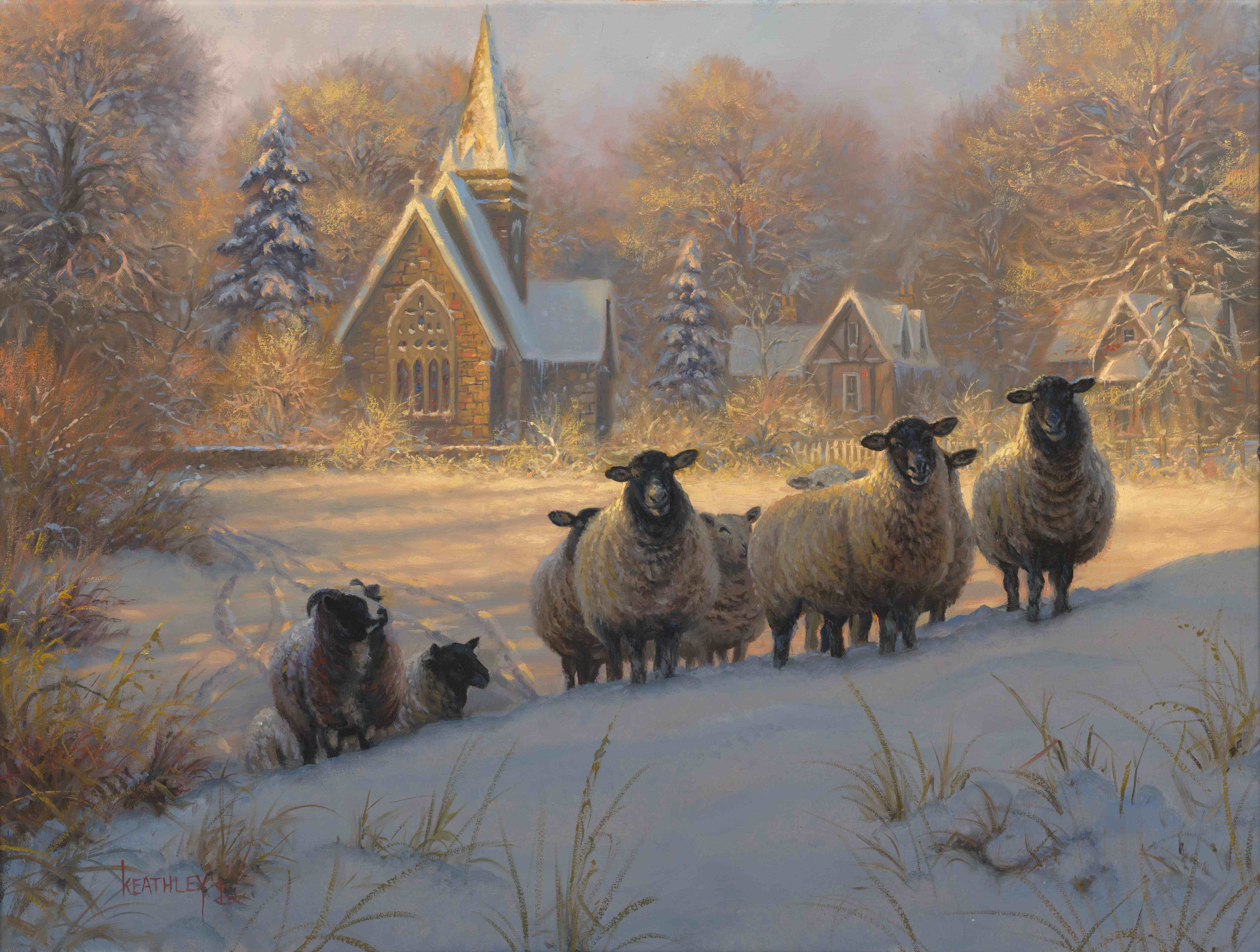 Follow Me by Mark Keathley